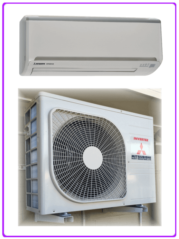 MHI Best brand example buying a split air conditioner