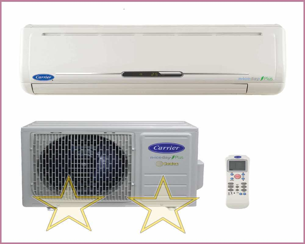 air conditioner expert mid range brands page example of carrier AC