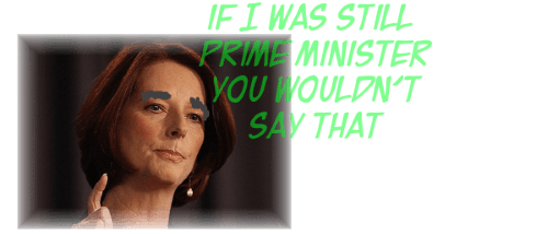 best brand of air conditioner page of ac expert picture of julia gillard pointing the finger with bushy eyebrows