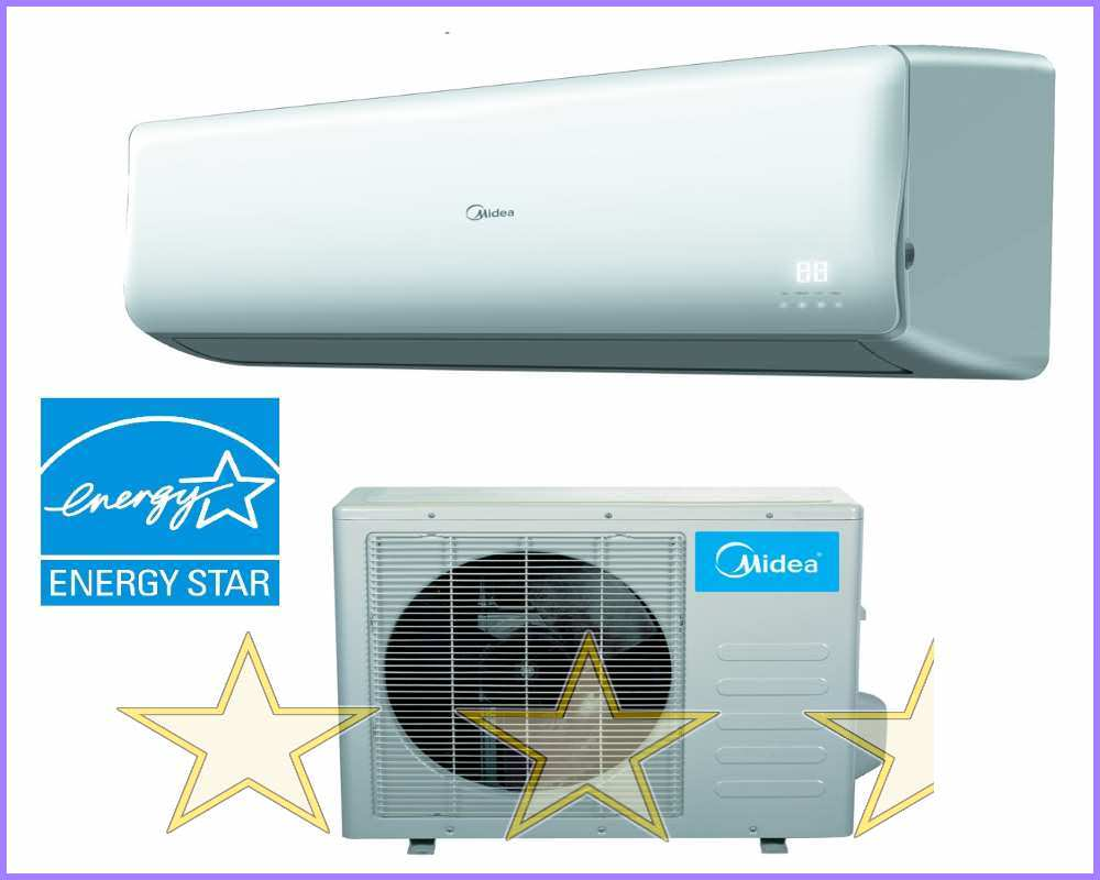 air conditioninng expert example of Midea air con for mid range brands page