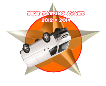 air conditioning expert best parking award 2014
