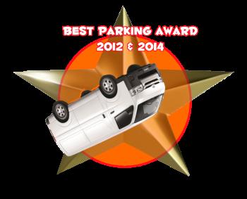 air conditioning expert best parking award 2014