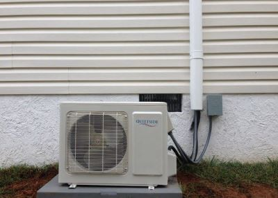 very poor air conditioner installation example. Compare that to our installations AC Expert Brisbane