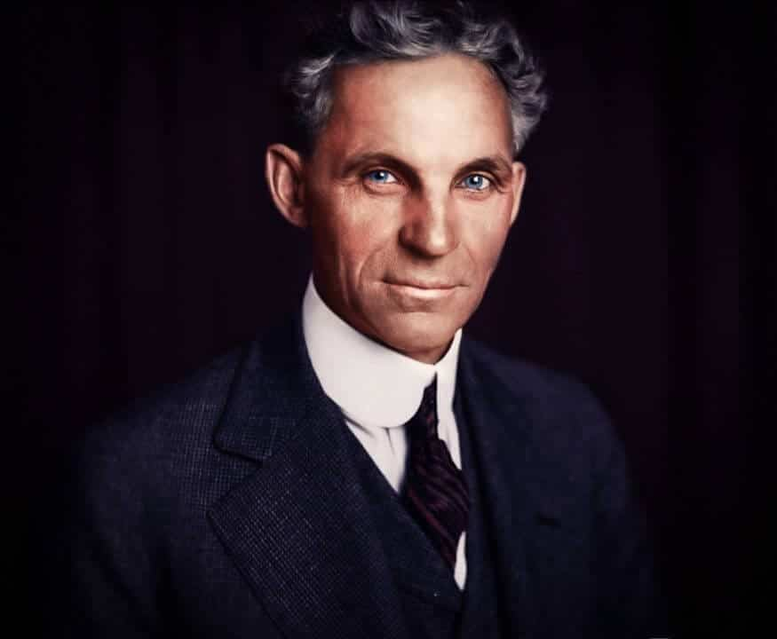 henry ford on second hand air conditioner page