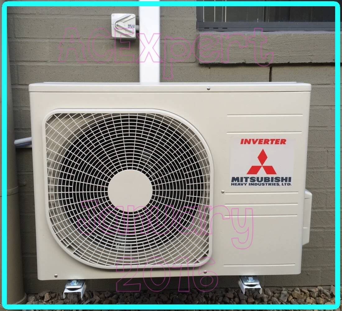 split system air conditioners example install brisbane 3