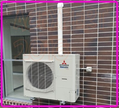 gold coast air con installs split system in burleigh