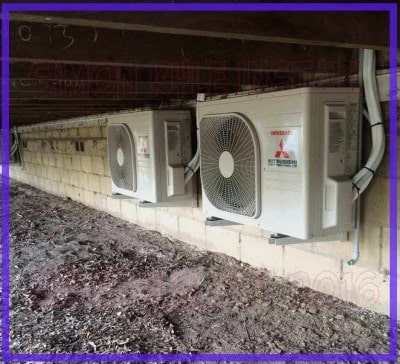 air conditioner price page example of installation