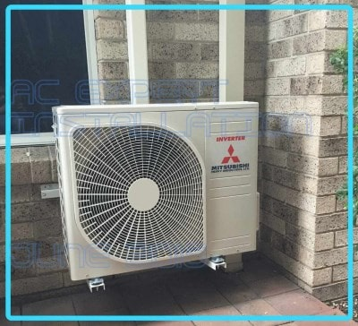 Air con installation by master air conditioning expert Brisbane