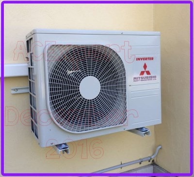 Gold Coast air con installs example Bonogin