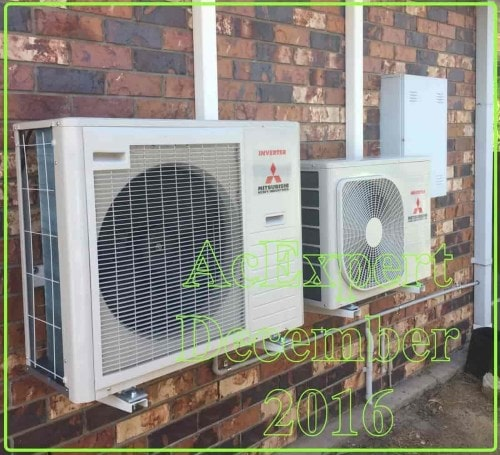 buy your air conditioner from AcExpert install 1