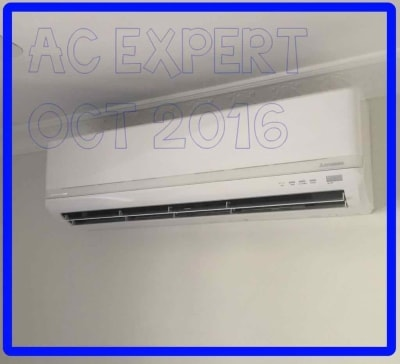 Gold Coast air con installs example typical house