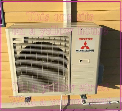 Gold Coast air con installs example elenora