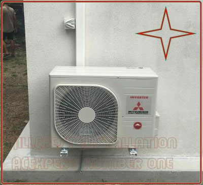 Air con installation by master air conditioning expert Brisbane