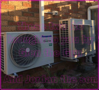 Best brands of air con panasonic example installation