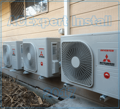 Mitsubishi heavy installation air conditioning expert