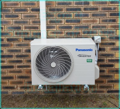 Air Conditioners installed in brisbane by the expert summer Panasonic example 2