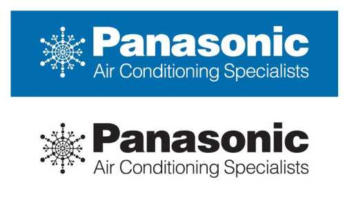 Heating and cooling Panasonic  cash back logo ac expert