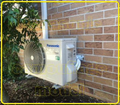 Air Conditioning installation in Brisbane summer of 2018 install 2
